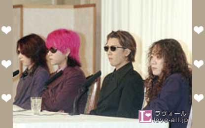 X-JAPAN 解散