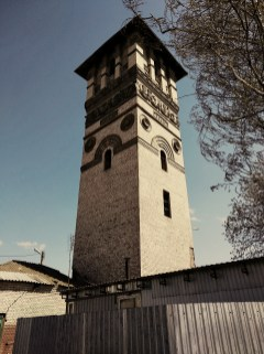 Так сегодня выглядит водонапорная башня в Пирятине
