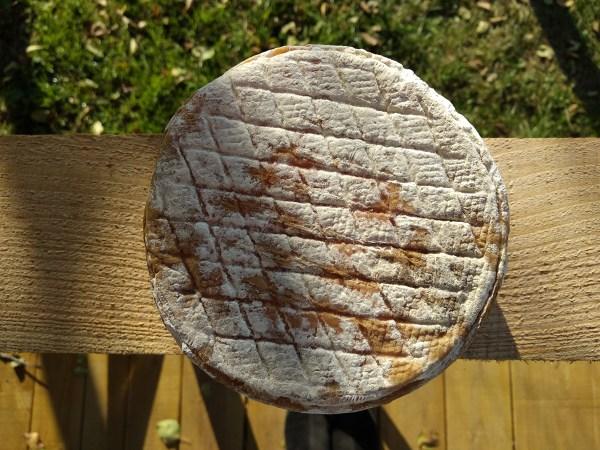 "Испанский сыр ""Торта дель Касар"""