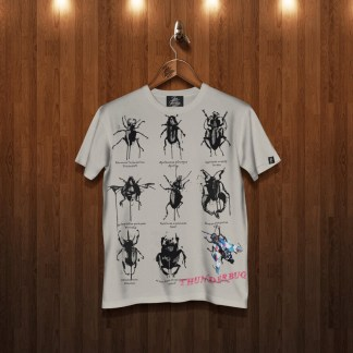 Thunderbug attack natural cotton