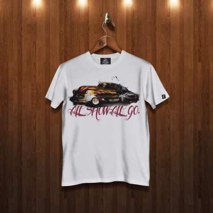 All Show All Go Mercury Hotrod