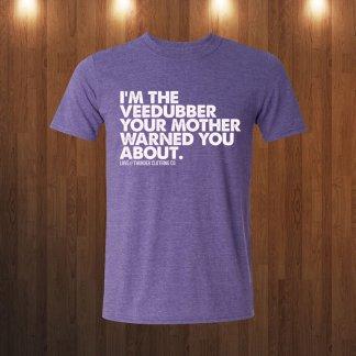 Purple Veedubber!