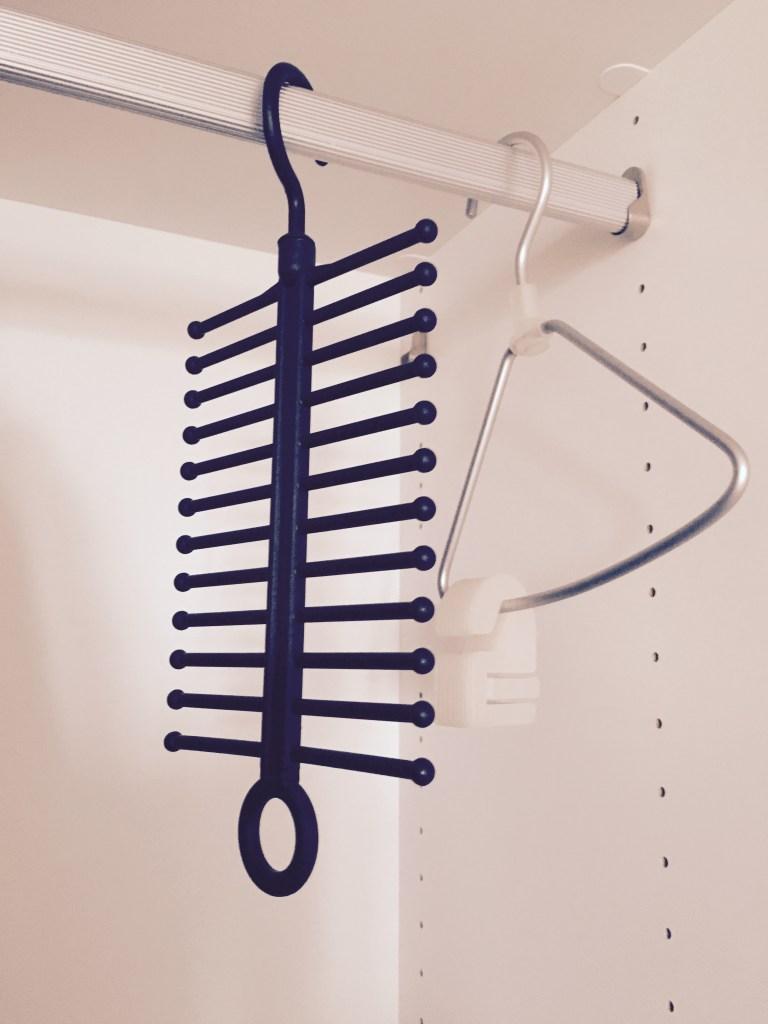 ネクタイ 収納 方法 よい きれい 整理