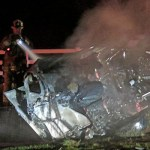 Jamie Foxx Helps to Rescue Man From Burning Car