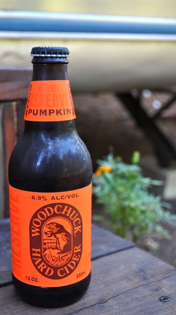 Woodchuck pumpkin