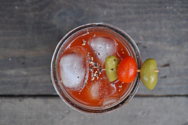 bloody mary in a jar
