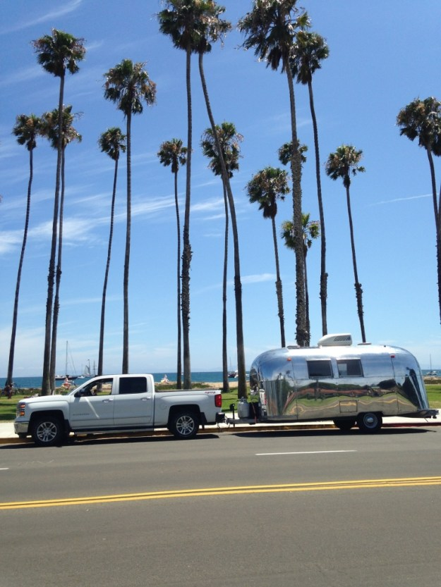 Airstream Santa Barbara 2