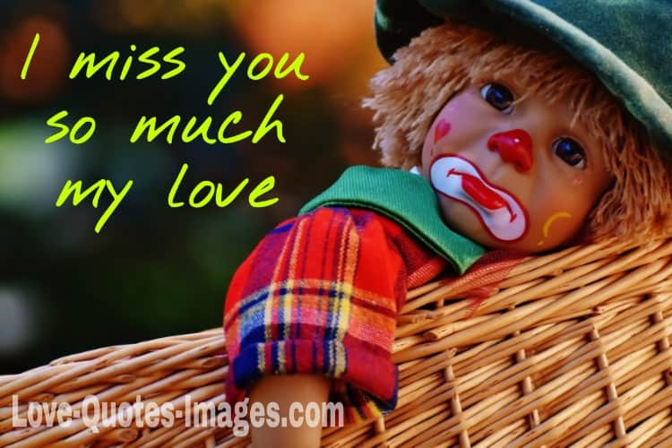 I Miss You Quotes For Couple