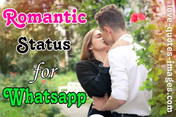Romantic Status for WhatsApp