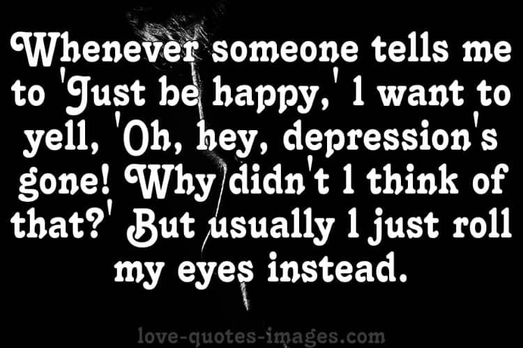 Depression Images Quotes