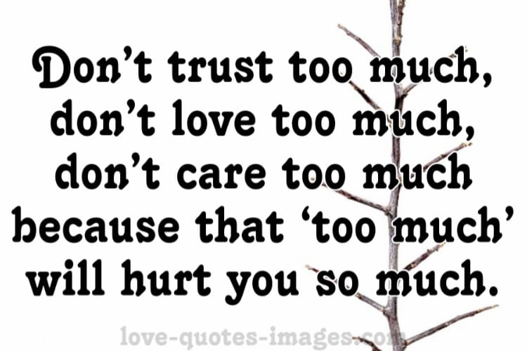 Sad Quotes for Love