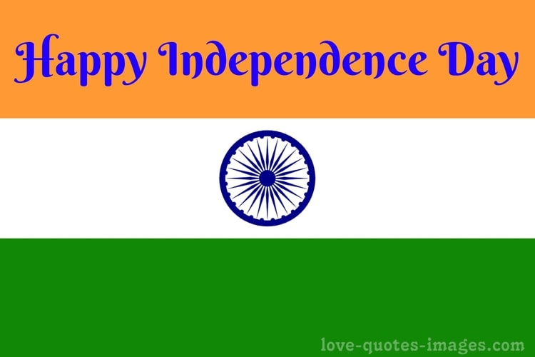independence day of India
