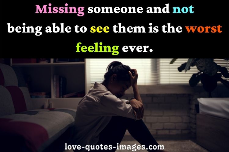 i miss you quotes for gf