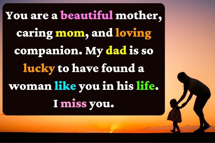 miss you mom quotes