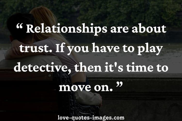 relationship trust quotes