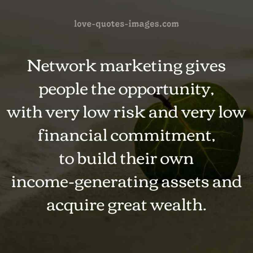 motivational network marketing quotes