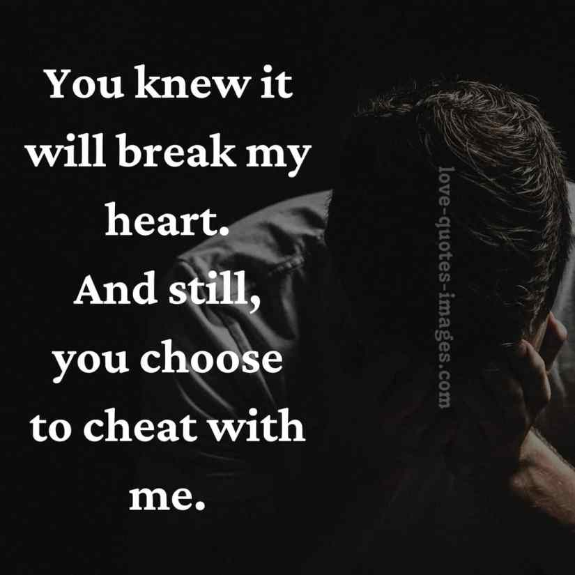 cheating quotes relationship