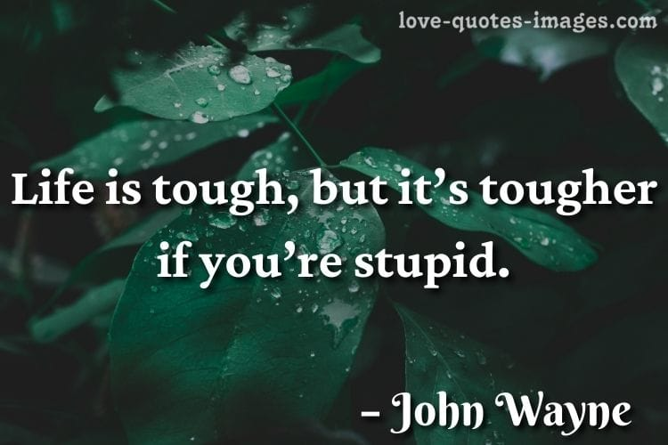 john wayne quotes from movies