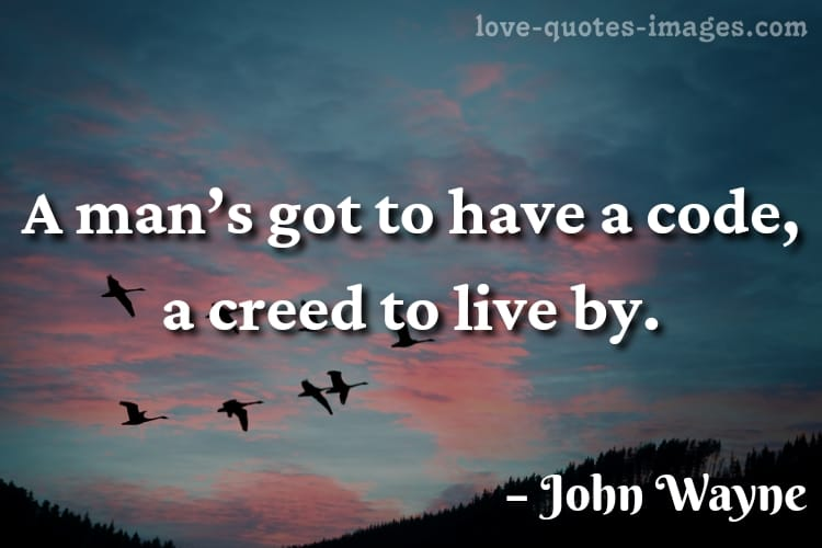 john wayne quotes true grit
