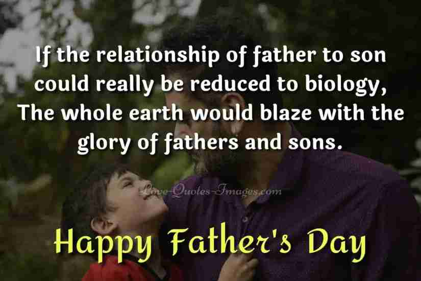 happy fathers day wishes in english