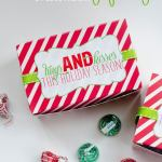 Free Christmas Neighbor Gift Tags by Love The Day