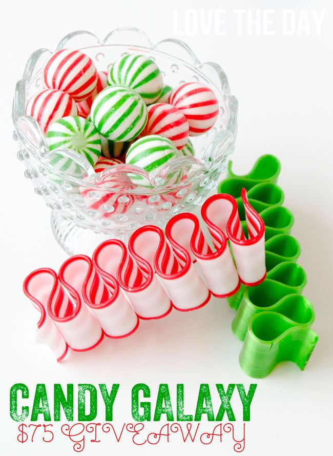 $75 GIVEAWAY to Candy Galaxy hosted by Love The Day