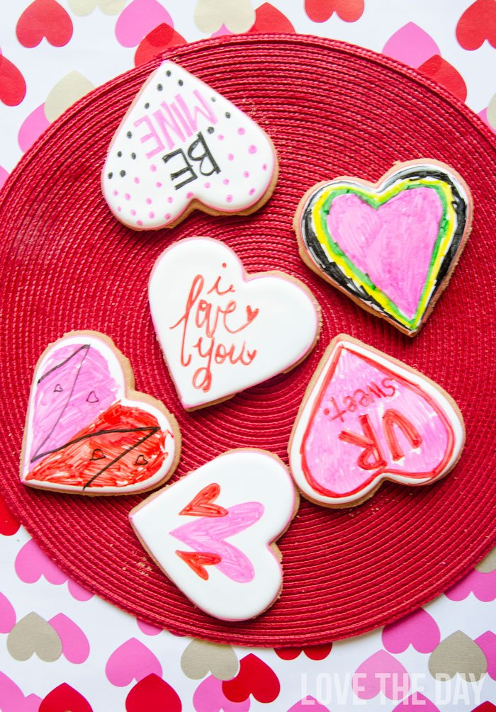 Color Me Cookies by Eleni's New York