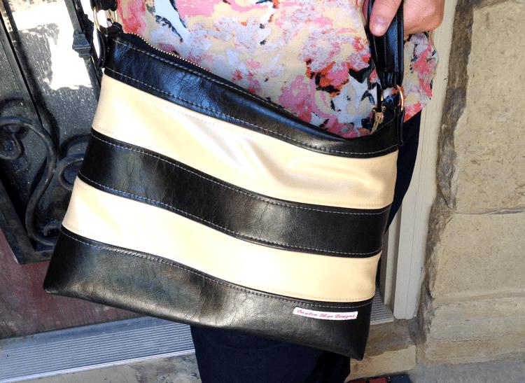 Introducing....the Lindi Messenger Bag by Daylin Skye