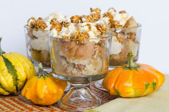 Maple Pecan & Caramel MINI TRIFLES with World Market by Love The Day