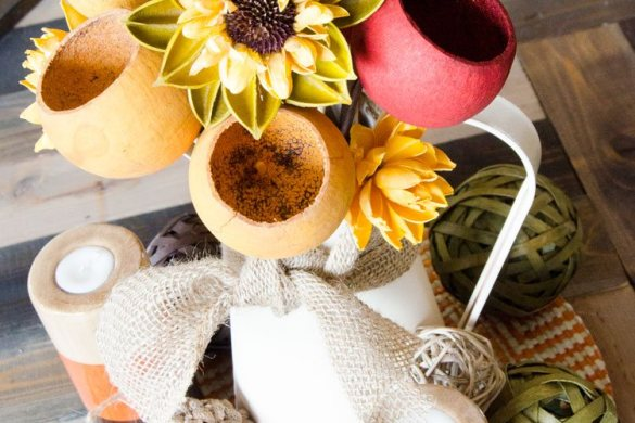 Fall Centerpiece by Love The Day