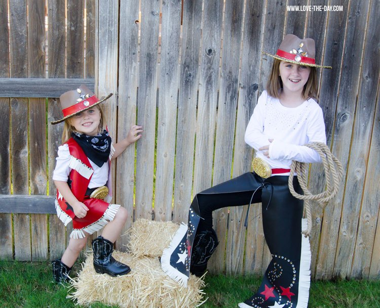 Rodeo Queen Costumes By Love The Day for Michaels Makers