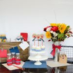 Denim Crafts:: Partying with Denim by Love The Day