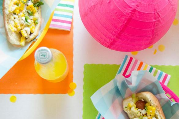 Summer BBQ Ideas by Love The Day