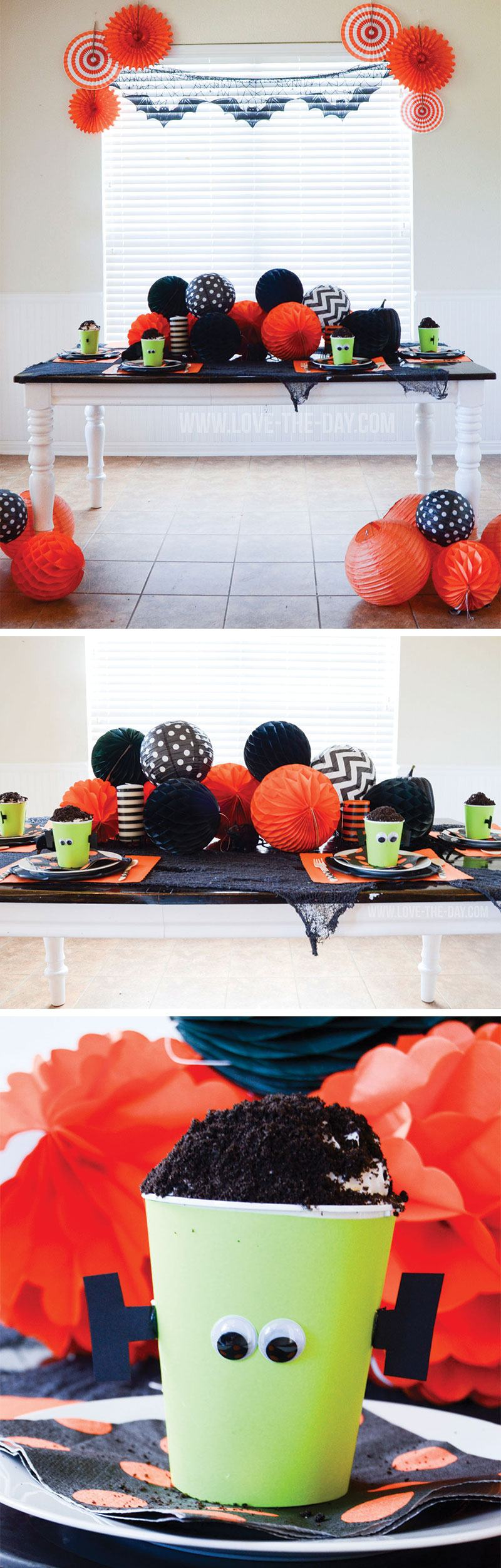 Halloween Party Ideas by Lindi Haws of Love The Day