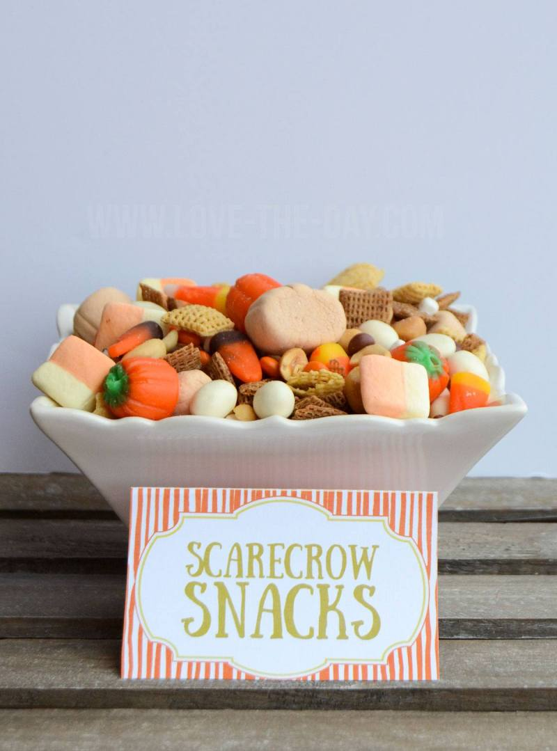 Fall Snacks by Lindi Haws of Love The Day