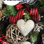 Whimsical Boho Christmas Tree Michaels Dream Tree Challenge 2017
