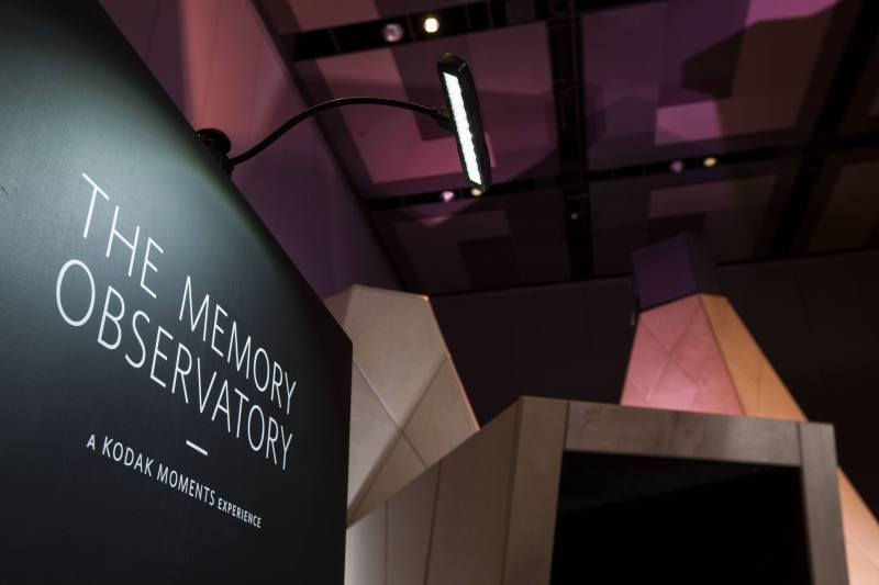 The Memory Observatory by Kodak Moments