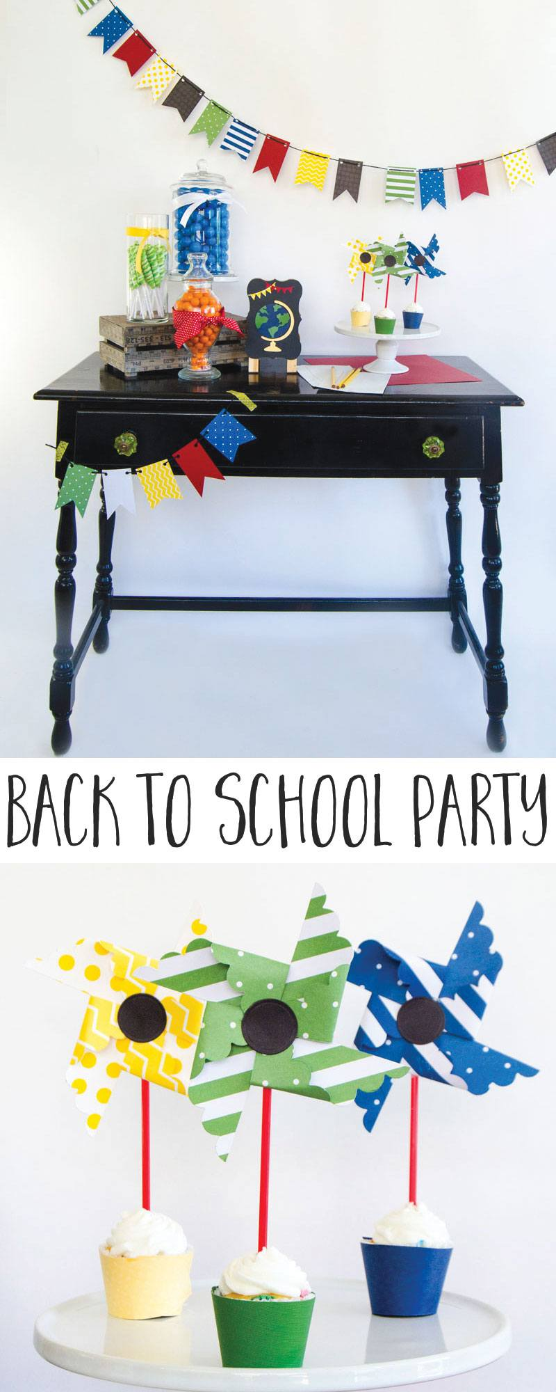 Back To School Ideas by Lindi Haws of Love The Day