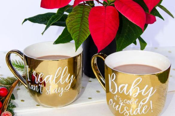 Christmas Mugs Tutorial by Lindi Haws of Love The Day