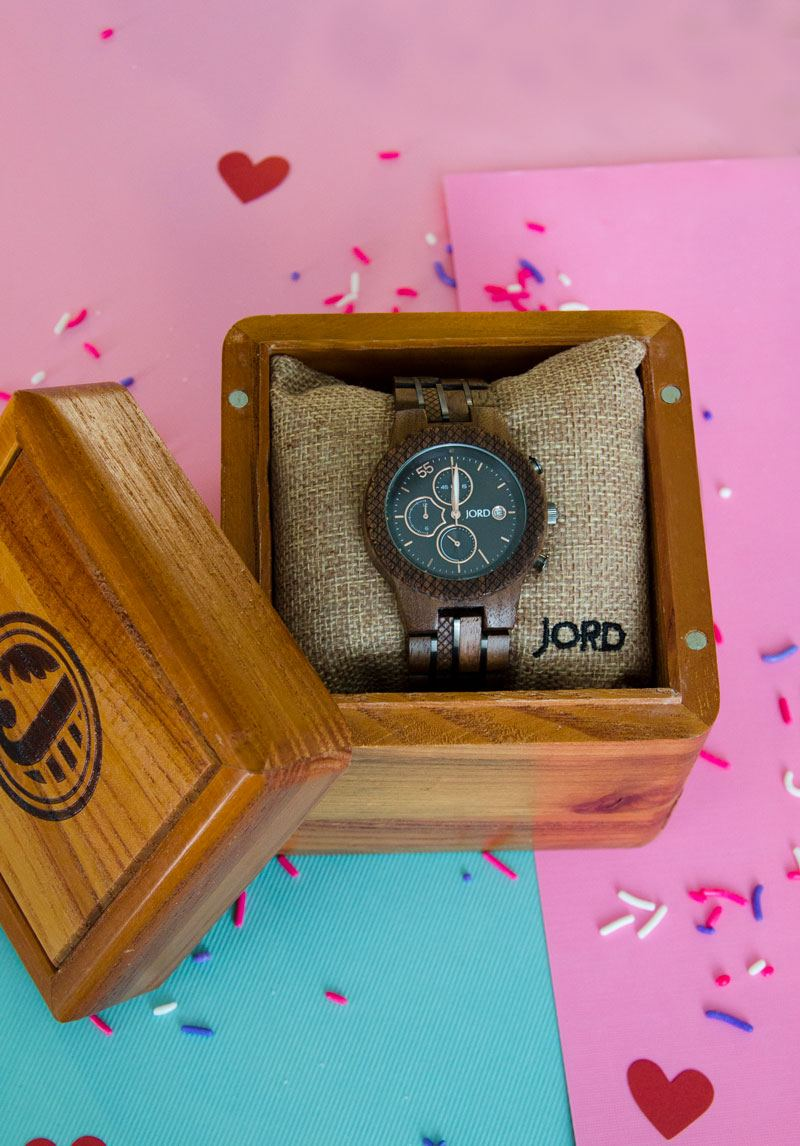 Heart eyes over JORD Wood Watches!