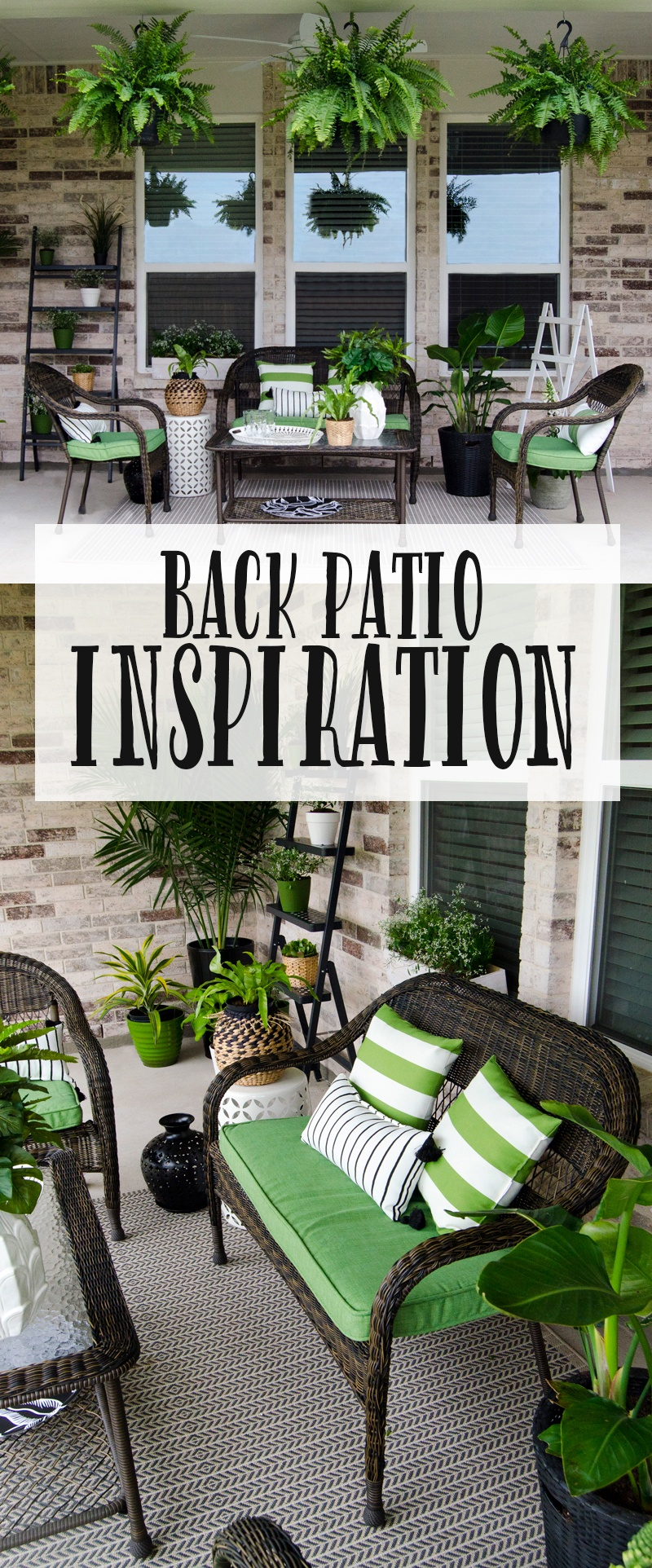 Patio inspiration with lowes by lindi haws of love the day for Outdoor patio inspiration