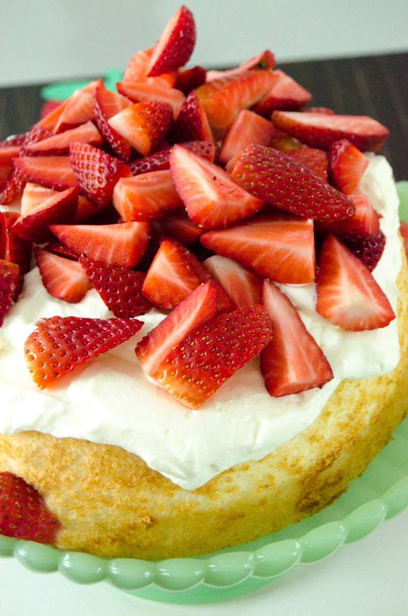 No Bake Strawberry Shortcake by Lindi Haws of Love The Day