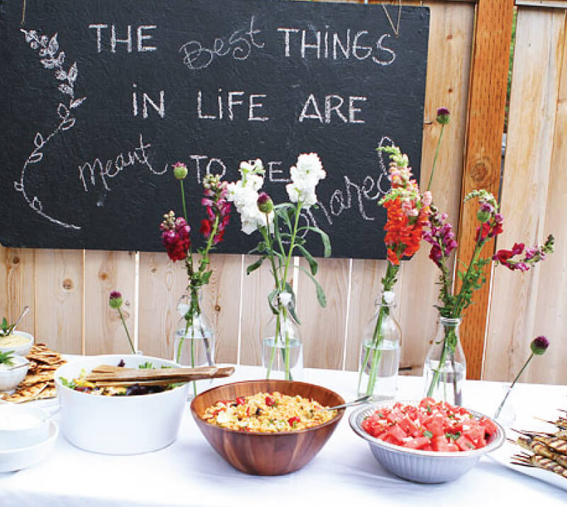 9 Creative Dinner Party Themes to try this Summer on Love the Day