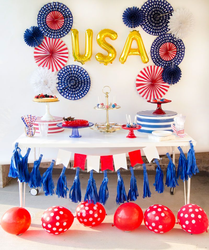 How To Throw A 4th of July Party by Lindi Haws of Love The Day