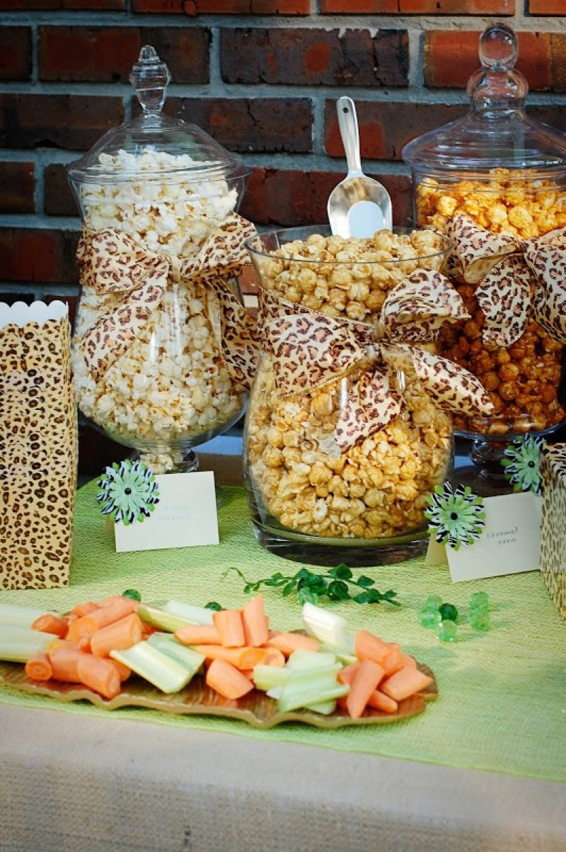 Safari Baby Shower Ideas on Love the Day