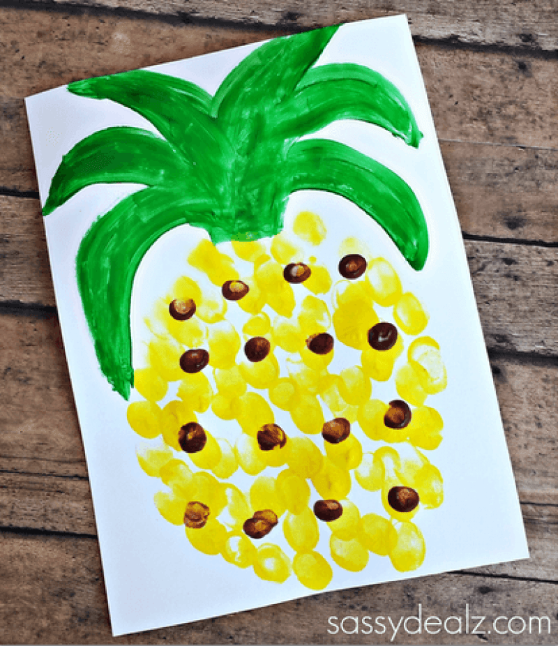 Diy For Kids Supper Easy Summer Projects: 12 Favorite Easy Summer Crafts For Kids On Love The Day