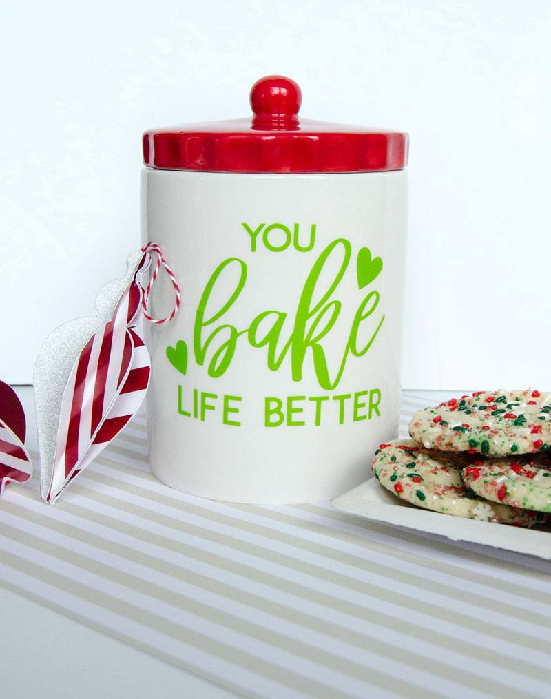 Clever Neighbor Gift Idea with the Cricut Maker by Lindi Haws of Love The Day