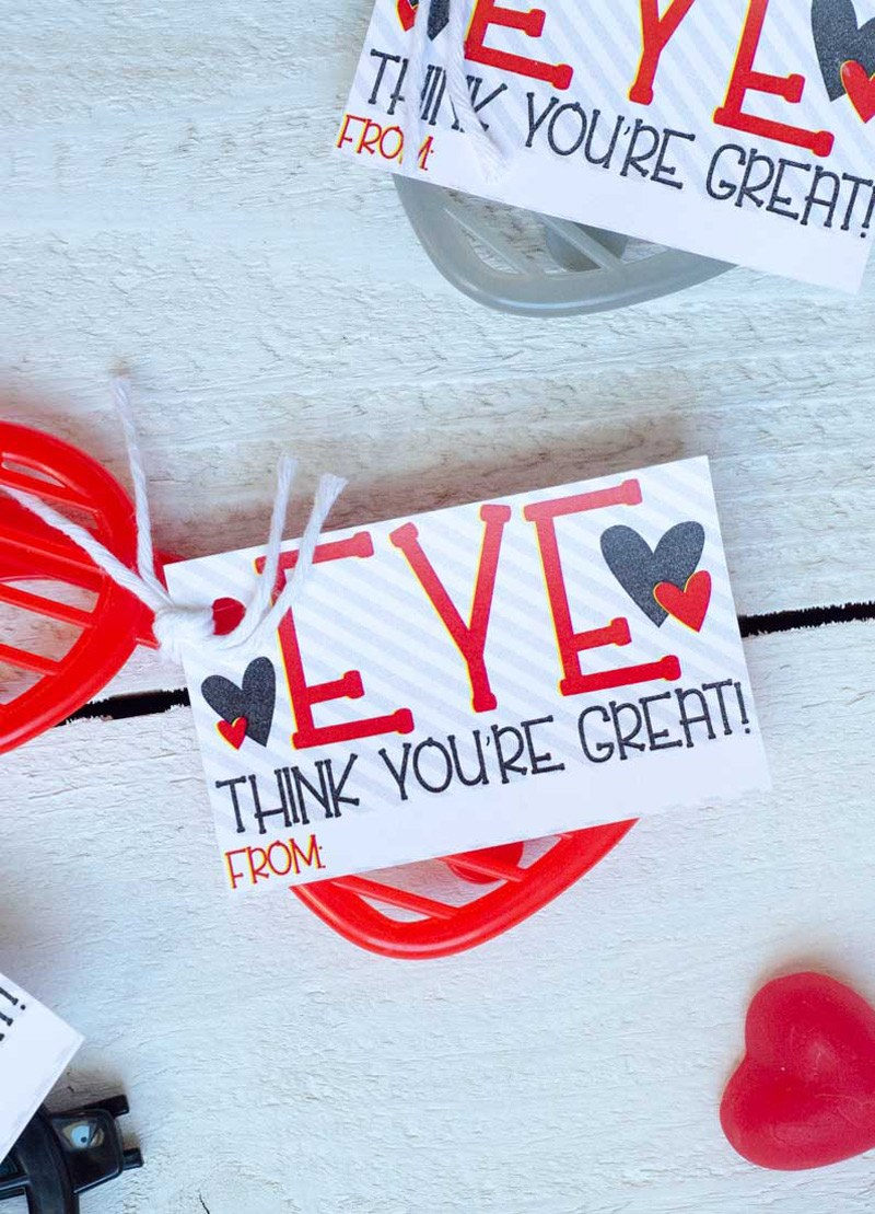 Non-Mushy Valentine Ideas by Lindi Haws of Love The Day