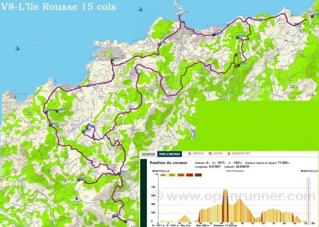 V8-L'Ile Rousse