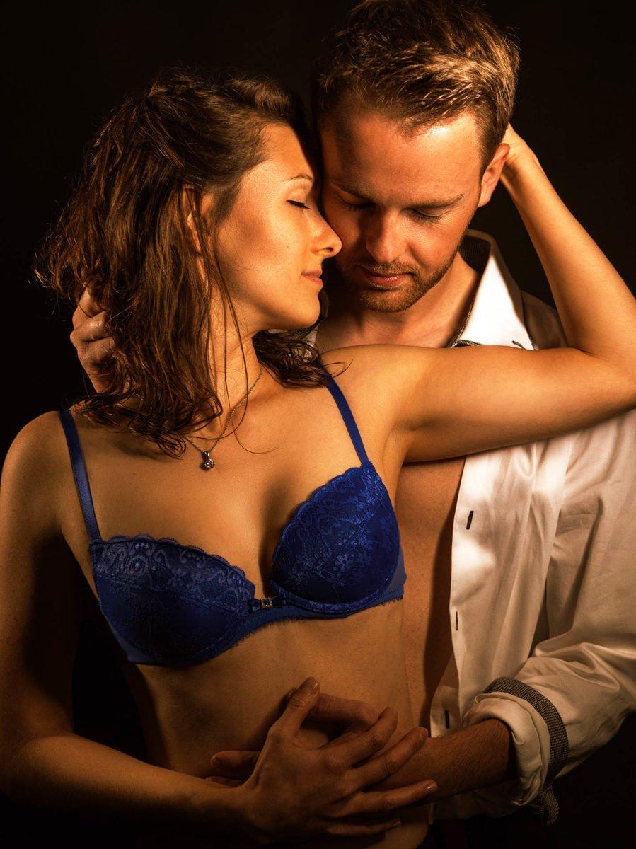 Paarshooting Fotograf leipzig Fotostudio erotisch sinnlich